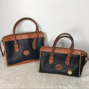 Dooney & Bourke Bags Lot of 2 AWL Duck Handbags